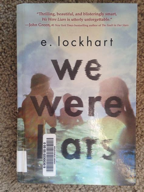themes in the book we were liars we were liars book review miss kristine s reviews