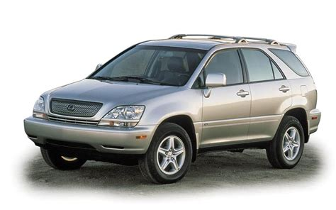 2003 Lexus Rx 300 by 2003 Lexus Rx 300 Discontinued Four Wheel Drive Lexus