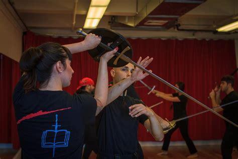 German Longsword For Beginners Sword Class Nyc Fight