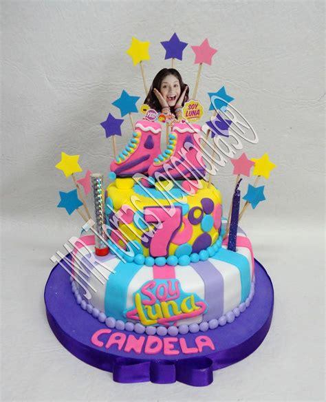 imagenes de tortas soy luna torta soy luna jmr tortas decoradas