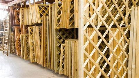 griglie per giardino griglie legno giardino grigliati e frangivento da