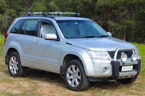 Suzuki Grand Vitara Fuel Suzuki Grand Vitara Wagon Silver 61203 Superior Customer