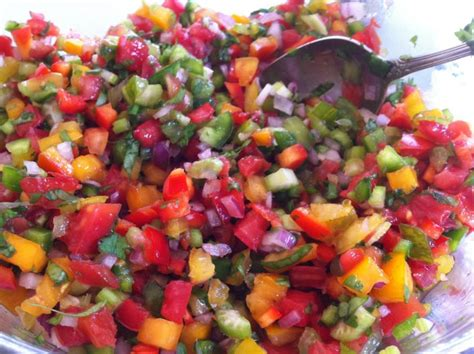 fresh salsa recipe