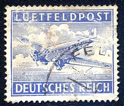 Luftpost Aufkleber Erforderlich by Briefmarken Deutsches Reich Postfrisch Und Gestempelt