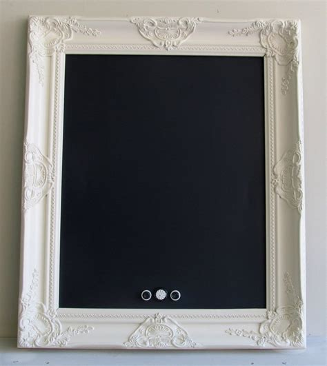 chalkboard vintage wedding chalk board framed chalkboard