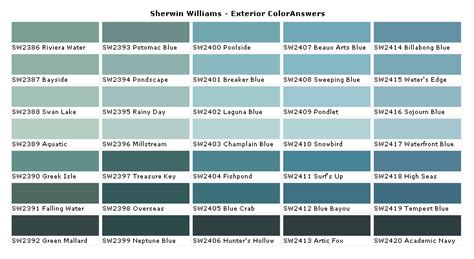 paint chips colors swatches sles and palettes