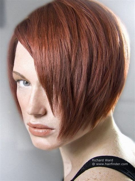 short hair with length at the nape of the neck jaw length bob with short nape newhairstylesformen2014 com