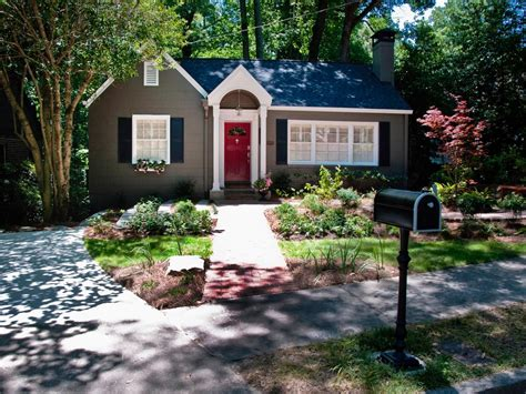 small front yard curb appeal photos hgtv