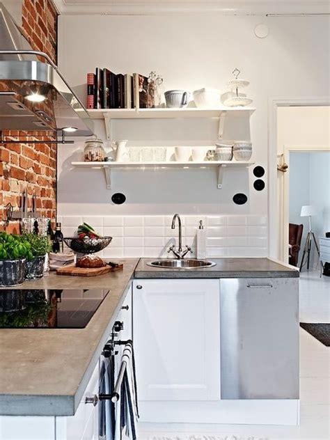 pequenas cocinas  grandes ideas
