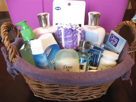 bathroom baskets for wedding guests planning tips bathroom baskets weddingwire the blog