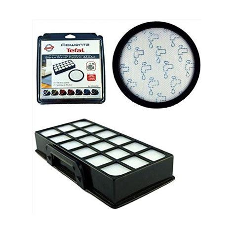 kit de filtration silence pour aspirateur rowenta r 233 f m86014 entretien des sols