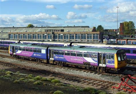 martyn hilbert s railway photography northern rail
