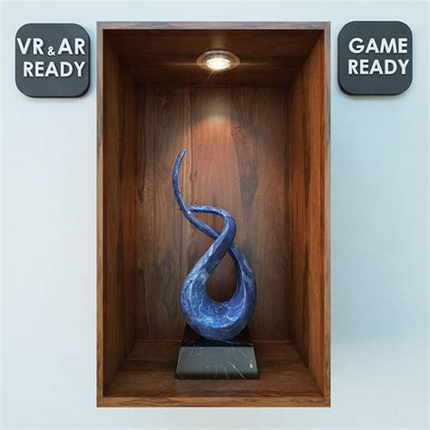 asset decor prop item  vr ar game ready cgtrader