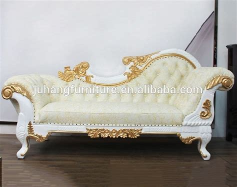 Sofa Bed Frame European Design Pu Leather Wedding Sofa For Wedding Party