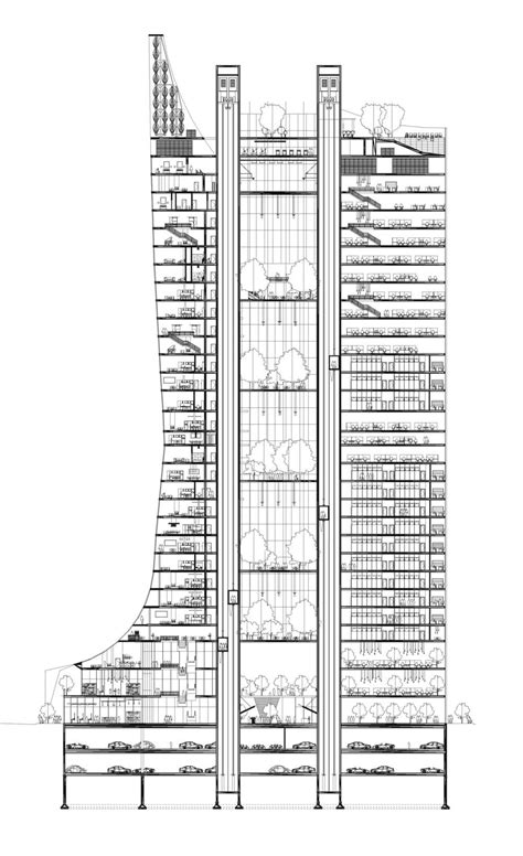 high rise building floor plan high rise residential floor plan google search