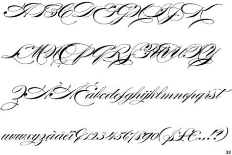 burgues script tattoo font generator identifont burgues script