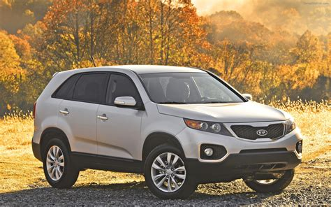 Kia Serento 2011 Kia Sorento Cuv 2011 Widescreen Car Image 22 Of 52