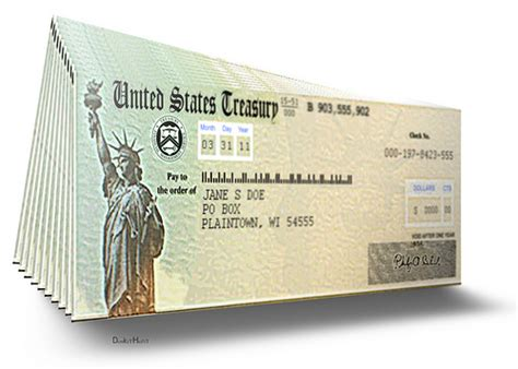 Us Background Check Us Treasury Checks 3d Illustration Flickr Photo
