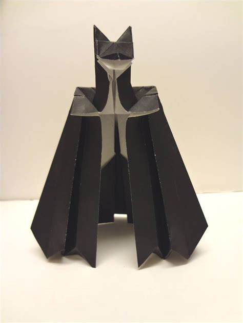 Origami Batman - batman origami by ivy11 on deviantart