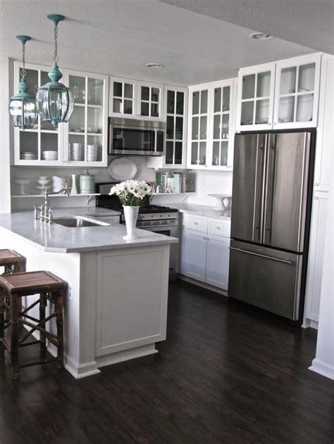 all white kitchen ideas cozinha pequena dicas para aumentar o ambiente sem