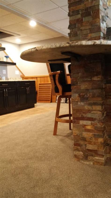 nicor lighting  traditional basement  led home