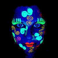 glow in the paint toronto glow in the fresh paint studio
