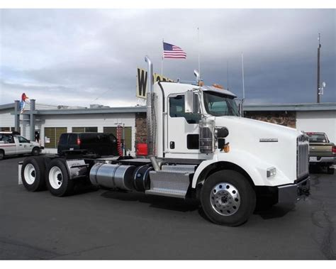 2016 kenworth for sale 2016 kenworth t800 day cab truck for sale pendleton or