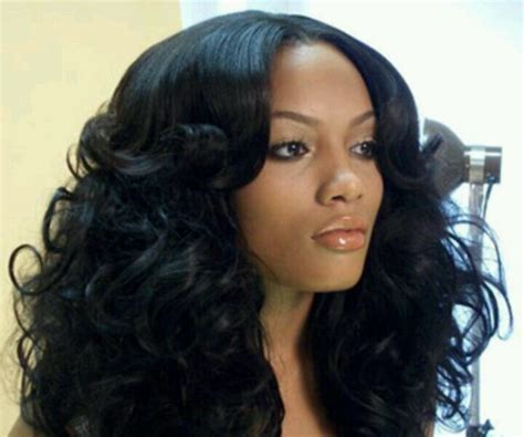 black crinkle hairstyles glam hair hairstyles for black women hair and make up