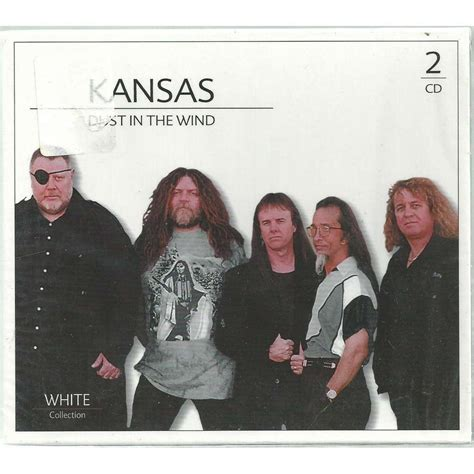 kansas dust in the wind wow what a dust in the wind by kansas cd x 2 with shangrilaum ref 115851791