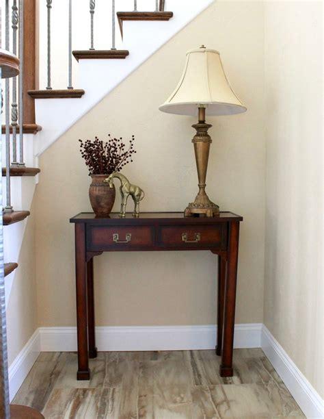design  foyer table   expert house tipster