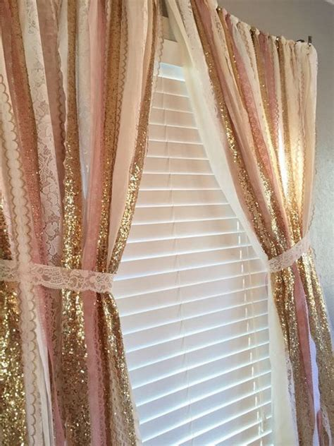 Gold And Pink Curtains Amazing Bedroom Ideas Everything A Princess Needs In Bedroom Hative