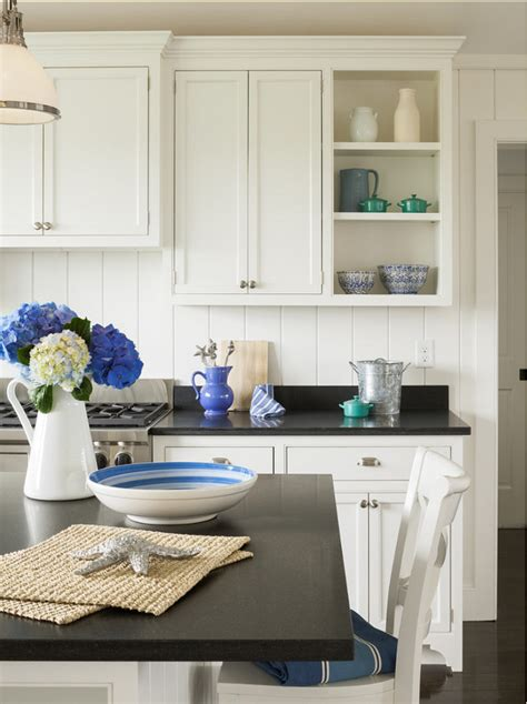 kitchen decor ideas kitchen with blue white decor