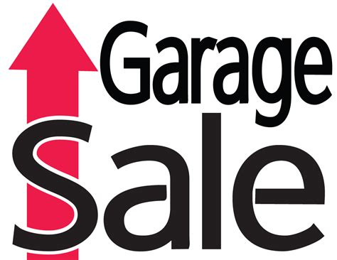 Free Garage Sale by Garage Sale Signs Cliparts Co