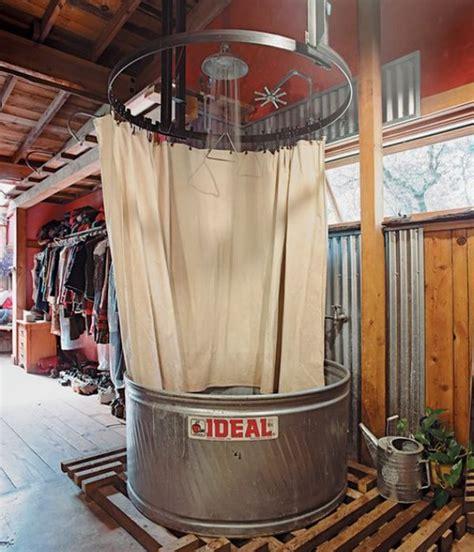galvanized stock tank bathtub 22 genius ways to use stock tanks galvanized tubs