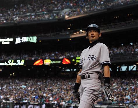 Yankees Ichiro Suzuki by Yankees Trade For Ichiro Suzuki Photos Yanks Swing