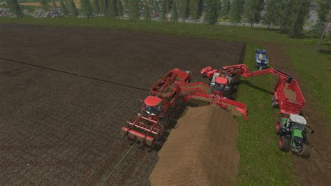 Small Standard Ls Standard Holmer Potato Ready Ls17 Farming Simulator 17
