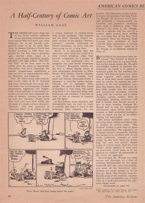 Saturday Review Literature Archives by Saturday Review Article The Against The Comics