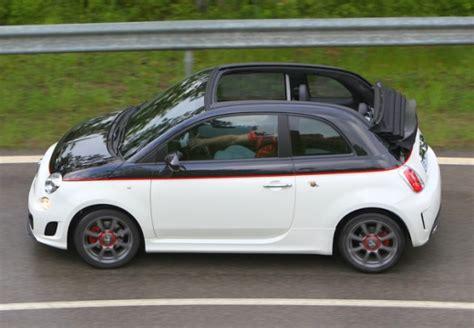 Fiat 500 Cabrio Gebraucht München by Cabrios Bei Autoscout24