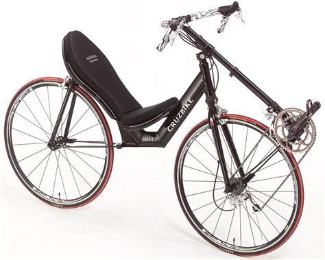 recline bike recline in style on front wheel drive bicycles from