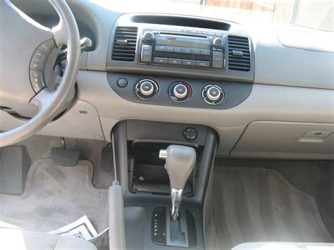 2006 Toyota Camry Interior by 2006 Toyota Camry Pictures Cargurus