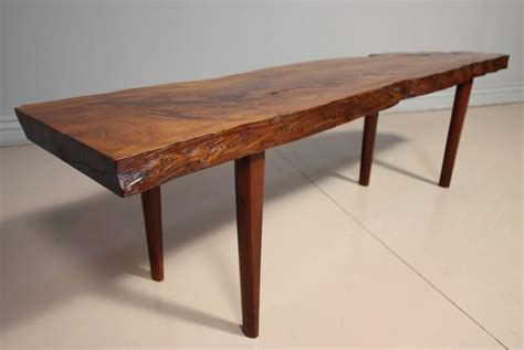 antiques atlas 1950 s yew wood coffee table