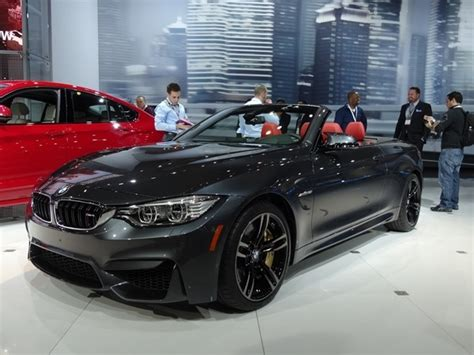 Detroit Home Design Awards 2016 2015 bmw m4 convertible unveiled kelley blue book