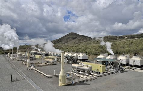 geothermal wellhead additional 25 mw of geothermal wellhead plants on the grid in kenya think geoenergy
