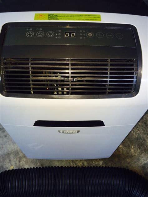 best idylis 10 000 btu 300 sq ft 115 volt portable air conditioner for sale in fort bragg