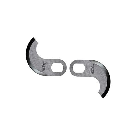 Food Cutter Set Parts hobart 84181d food cutter knives set of 2 for hobart food cutters alfa international