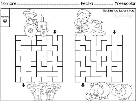 imagenes educativas para preescolar actividades para repasar en vacaciones preescolar 005