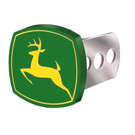 deere colors deere color hitch cover 002232r01 the home depot