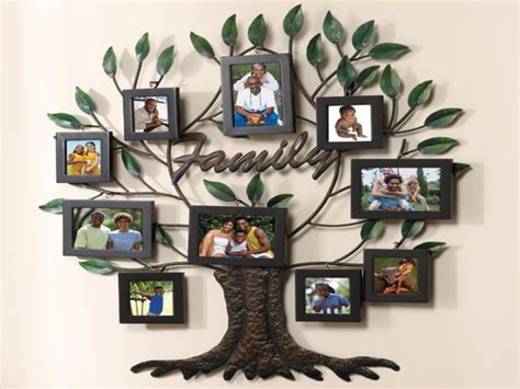 family picture wall decor decorative bedding ideas family tree frame wall decor