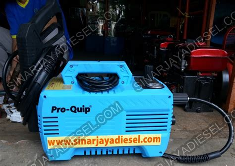 Mesin Proquip product category jet cleaner pressure washer sinar