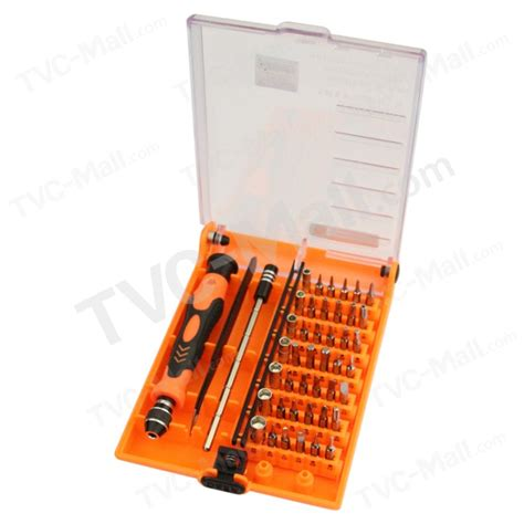 Jakemy 45 In 1 Precision Screwdriver Repair Tool Box Kit Jm T2909 1 jakemy jm 8128 45 in 1 precision screwdriver set repair tools tvc mall